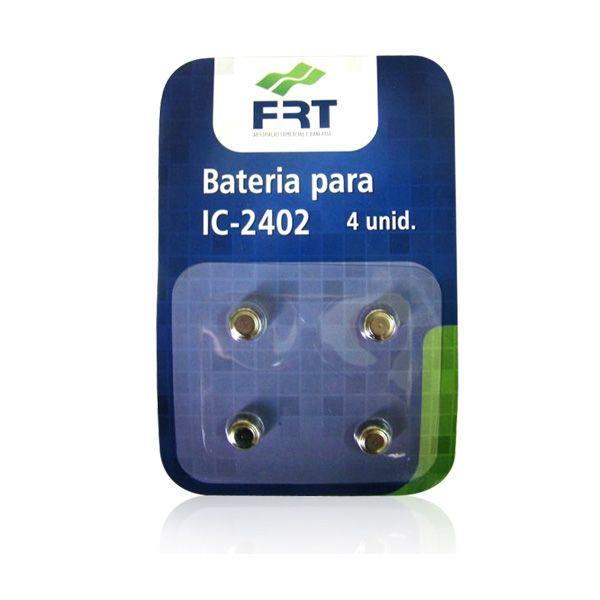Bateria para Identificador IC 2402 - Blister com 04 Unidades