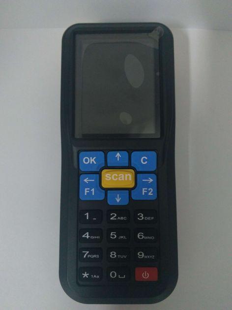 Coletor de Dados FRT F7020